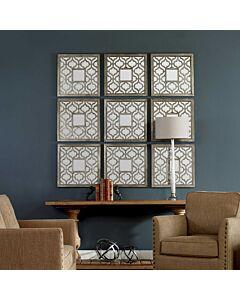مرآة وديكور جداري سوربولو