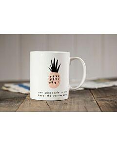 كوب Pink Pineapple
