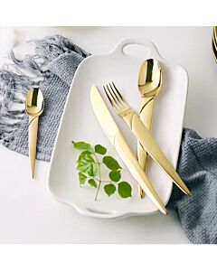 أدوات طعام Grand- ذهبي