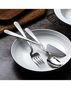 أدوات طعام Universal- فضي