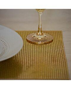 لبادة صحن مستطيلة Gold Glamour