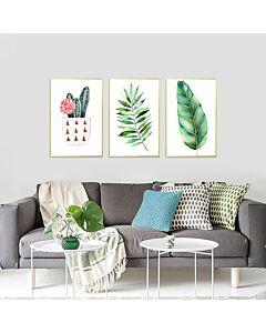 طقم لوحات Tropical