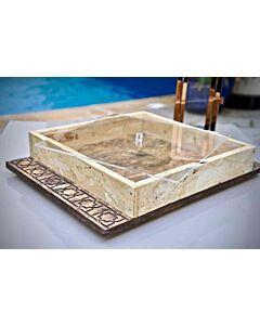 صينية Arabic Mosaic