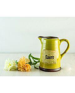 فازة Yellow grarden