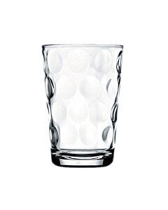 طقم كاسات شرب زجاجية 6 قطع