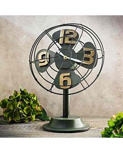 ساعة ديكور cool- اخضر