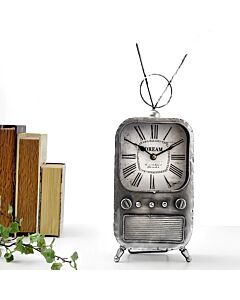 ساعة ديكور OLD T.V