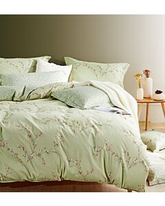 طقم مفارش سرير تشيري -4 قطع