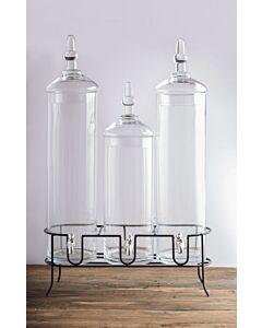 طقم خزانات عصير وماء Multi