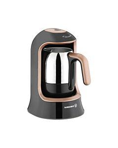 جهاز تحضير قهوة Korkmaz Kavekolik-أسود