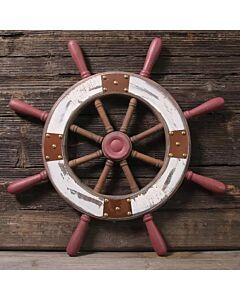 تحفة Boat wheel-أحمر