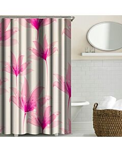 ستارة حمام - Pink Rose