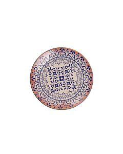 طبق حلا Blue Mosaic