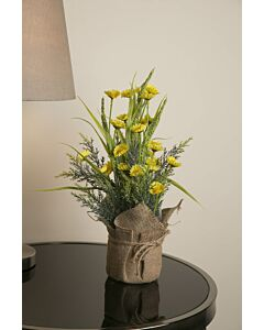 باقة Naria- زهور صفراء