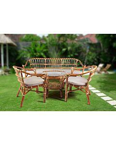 مجموعة طاولة وكراسي حديقة Garden Time