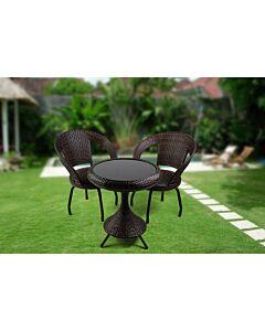 مجموعة طاولة وكراسي حديقة Clonae