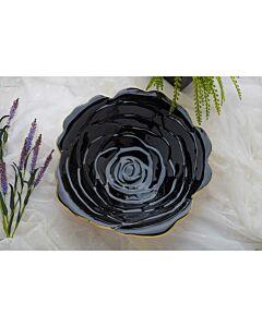 طبق تقديم Black Flower