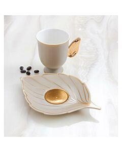 فناجين قهوة غلامور ليف- بيج