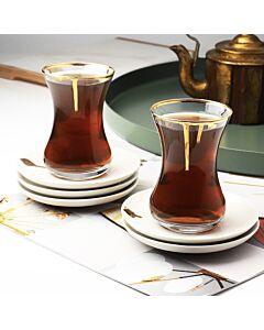 طقم بيالات شاهي Tea Time