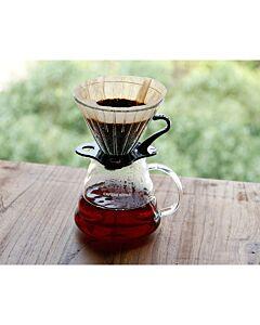 طقم القهوة المقطرة