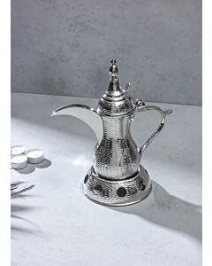 دلة قهوة سيلفر هولز- فضية حجم وسط