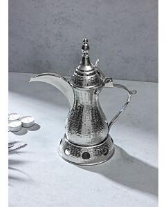 دلة قهوة سيلفر هولز- فضية حجم كبير