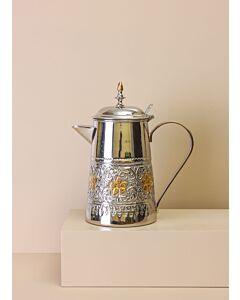 دلة قهوة غولدن روز - سعة 2 ليتر