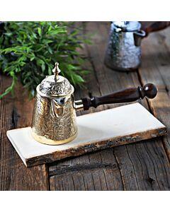 دلة قهوة Mocca-ذهبي