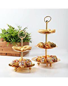 مجموعة تقديم Lacasa- ذهبي