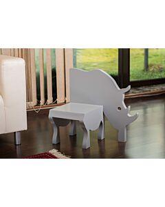 كرسي وحيد القرن للأطفال