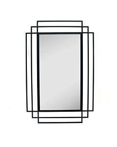مرآة ميتال ريكتانغيولار