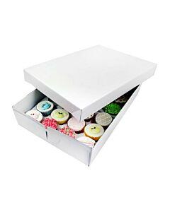 صندوق كيك مستطيل 12.4*17.3 بوصة، بي ام اي-PME