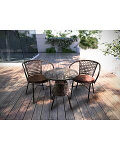 مجموعة طاولة وكراسي حديقة Clora