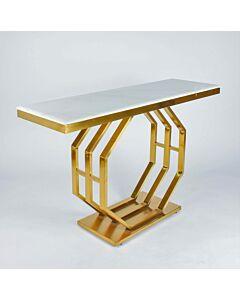 طاولة مدخل هيكساغون رينغ