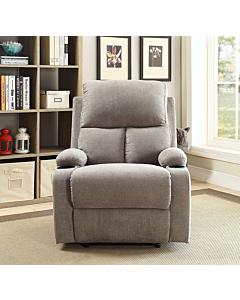 كرسي استرخاء روزيا - لون رمادي