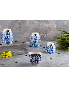 طقم فناجين قهوة عربية orient home