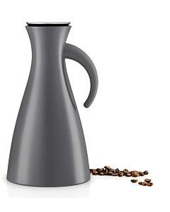 ترمس قهوة وشاي ايفا سولو فاكيوم جاغ- لون رمادي غامق