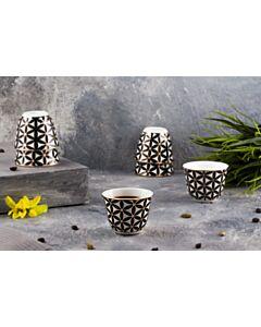 طقم فناجين قهوة عربية Narcissus