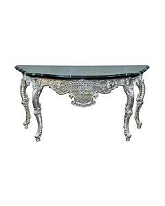 طاولة مدخل سيلفر كراون