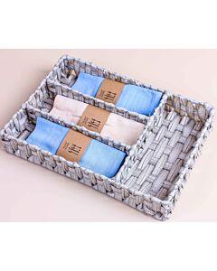 صندوق يونيك - أبيض
