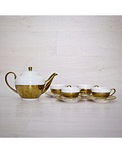 طقم شاهي - Golden cups