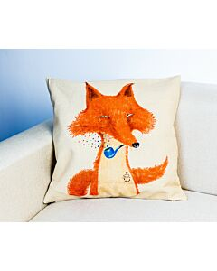 مخدة foxy