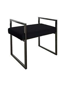 مقعد comfort -أسود