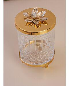 سكرية فيرنا - مقاس كبير - ذهبي