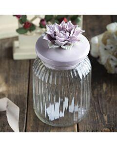 سكرية violet flower