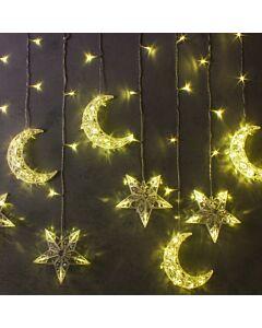 حبل إضاءة رمضانية ستاري نايت- طول 3 متر