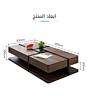 طاولة سايد درورز DLR-80004 اثاث 2299.000000