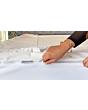 5 قطع N.Nest مثبت شرشف السرير المبتكر وبيت اللحاف FMC-001 طقم لحاف مزدوج 0