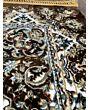 سجاد شيراز- بني وأبيض وذهبي ISH-SHIRAZ-C146B-PAPATYA-BROWN سجاد مودرن 0