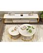 طاولة تلفزيون كروسد ماربل TOR-0003 اثاث 2099.000000